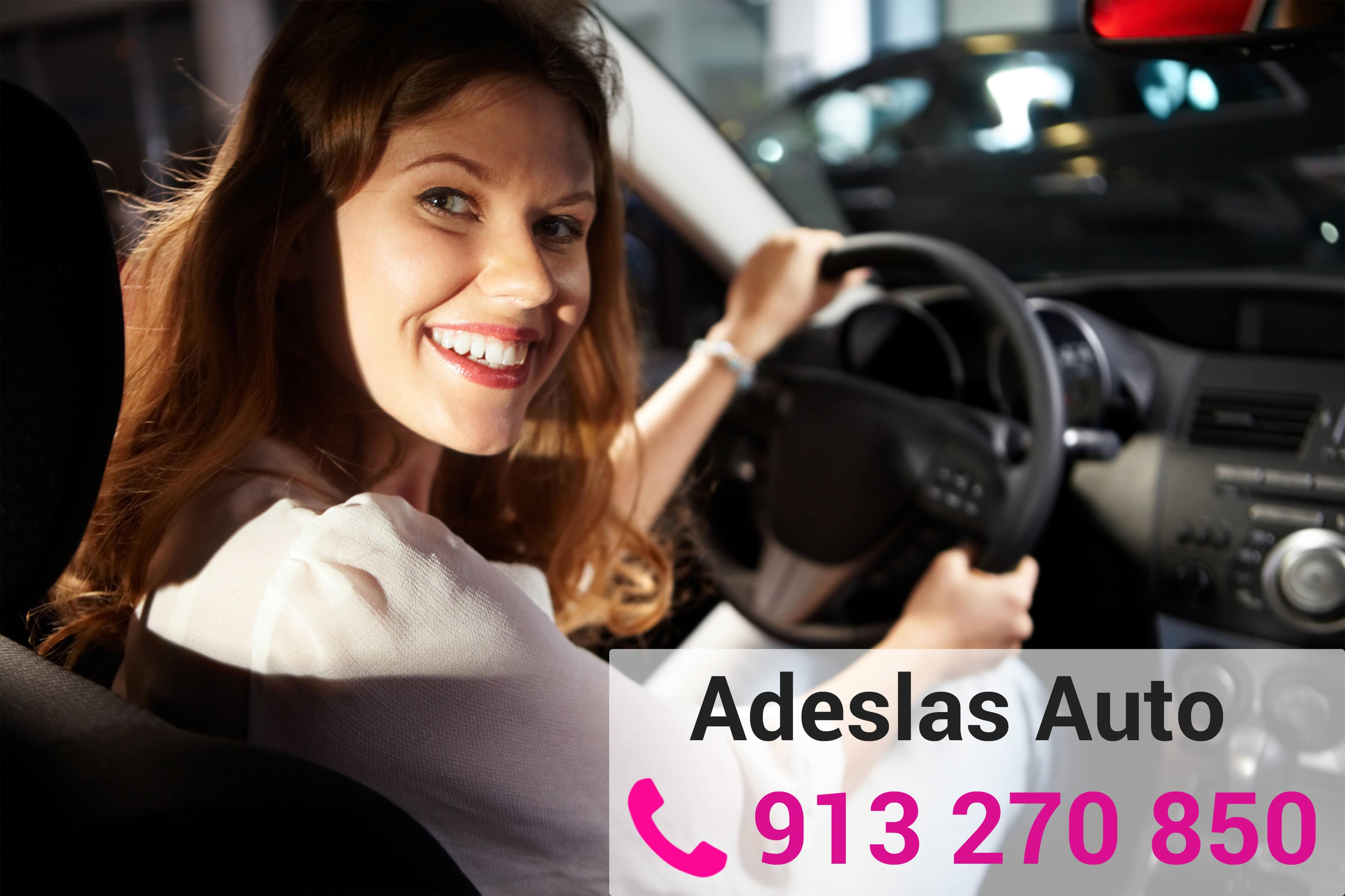 Adeslas Auto Seguro Coche Seguros Adeslas 913 270 850