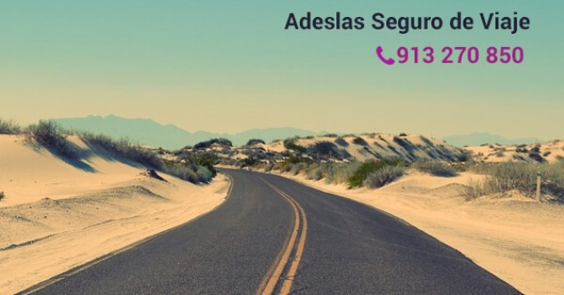 Adeslas Seguro de Viaje